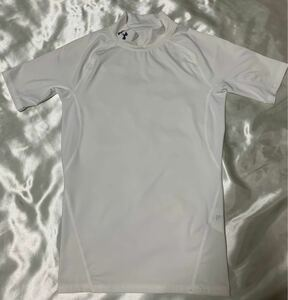 UNDER ARMOUR アンダーアーマー ヒートギア コンプレッション インナー Tシャツ モック ハイネック MD