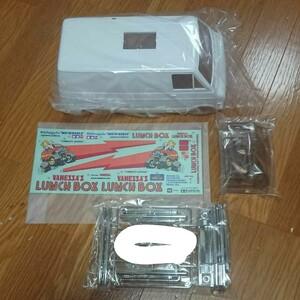 タミヤ ランチボックス ボディ ミッドナイトパンプキン ラジコン cw-01