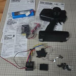 タミヤ TAMIYA ファインスペック2.4G 2CH RC プロポ 充電器 バッテリー 新品未使用品 プロポ 受信機 ラジコン