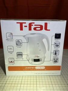 T-Fal ティファール ジャスティン プラス コントロール ホワイト 1.2L (未使用新品 送料無料) KO7551JP