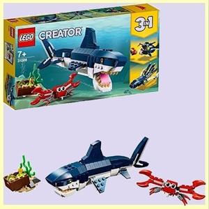☆★大特価★☆新品☆未使用★ クリエイタ- レゴ(LEGO) 6-7R 女の子 男の子 深海生物 31088 知育玩具 ブロック おもちゃ