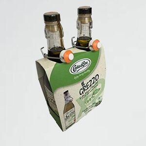 好評 新品 GREZZO IL 7-H7 1370g(685g×2本) 有機食用オリ-ブ油 イル・グレッツォ オ-ガニックエクストラバ-ジンオリ-ブオイル