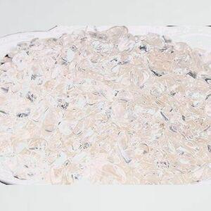 新品 好評 OF 【STONE W-SG 浄化力が強いのでパワーストーンや厄除けにも使えます (100g) DESTINY】お試し価格 さざれ水晶 100g