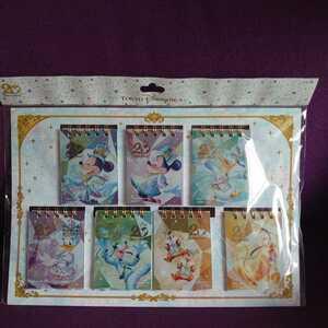 ディズニー☆可愛いメモ おすそ分け ミッキーミニー ダッフィーシェリーメイ プリンセス 新作 レア バラメモ220枚