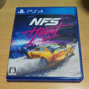 【PS4】 Need for Speed Heat [通常版]
