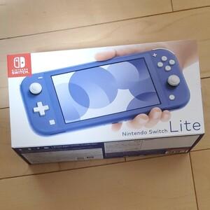 任天堂 Nintendo Switch Lite ブルー 新品未開封品 ニンテンドースイッチライト