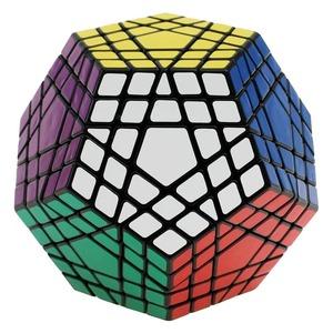 5x5x5 マジックキューブ プロの十二面体 キューブ ツイスト パズル 学習 教育 玩具 h00040