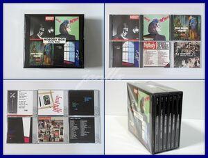 NOBODY BOX ~Early Days~★美品★《完全WEB限定生産》完売品★30周年記念CD-BOX★7枚組★全113曲収録★豪華ブックレット付★検)矢沢永吉