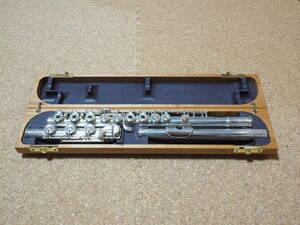 【ワンオーナー】パウエルフルート シグネチャー Powell flute Signature【美品】