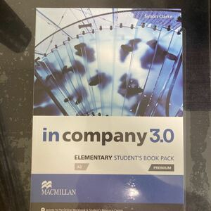 in company 3.0 Elementary Student's Book Pack Premium