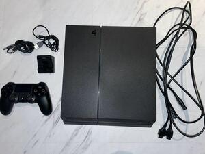 PS4本体 ジェットブラック 500GB
