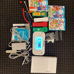 WiiU 本体 任天堂 リモコン リオオリンピック マリオ ソフト