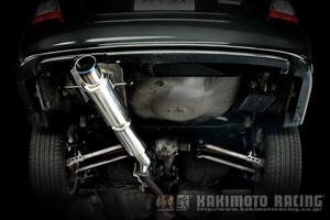 個人宅発送可能 柿本 カキモト マフラー Regu.06 & R レグゼロロクアール SUBARU フォレスター SG5 2.0_ターボ 4WD 4AT/5MT (B21310)