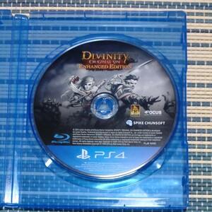 PS4 Divinity ORIGINALSIN ENHANCED EDITION