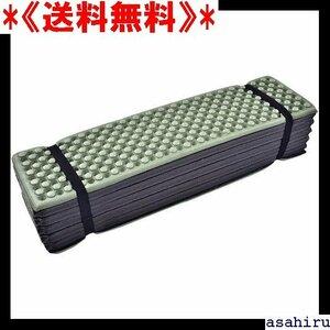 《送料無料》 Delaman キャンピングマット パッド レジャー ち運び *56cm 子供 プレイマット 色 : 緑 181