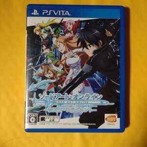 ソードアート・オンライン ホロウ・フラグメント PS Vita
