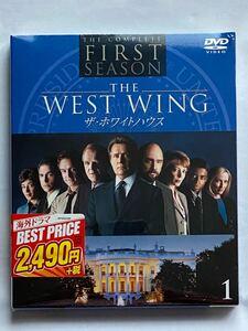 ザホワイトハウス ファースト セット1 (DISC1~3) マーティンシーン