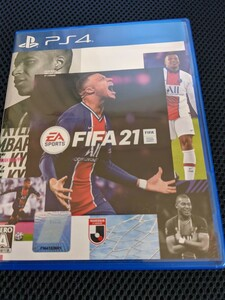 PS4ソフト FIFA21