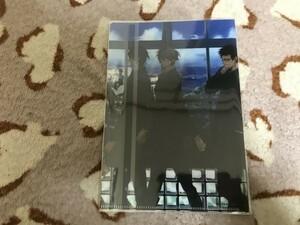 d152クリアファイル セブンデイズ 宝井理人 特典2 テンカウント