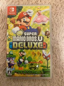Nintendo Switch ニンテンドースイッチ NewスーパーマリオブラザーズU 任天堂スイッチ ソフト Switch
