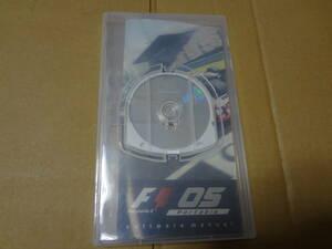 PSP F1 05 Formula One 2005 Portable PSP
