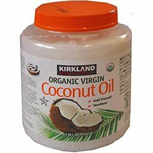 2.285キログラム (x 1) KIRKLAND SIGNATURE カークランドシグネチャー オーガニック ココナッツオイル