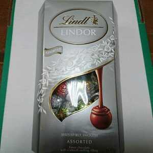 リンツ リンドール チョコレート シルバーアソート 詰め合わせ 1箱600g