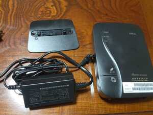 Aterm PA-WG300HP 無線LAN Wi-Fi ルータ