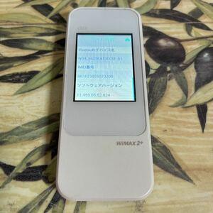 モバイルルーター○ Speed Wi-Fi NEXT W04 au
