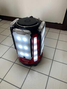 コールマン クアッドマルチパネルランタン LEDランタン