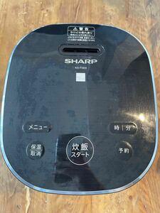 炊飯器 SHARP シャープ ジャンク品 KS-F5E6
