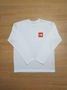 【値下げ】ノースフェイスTシャツ、長袖Tシャツ【メンズSサイズ】