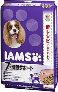 12kg アイムス (IAMS) ドッグフード 7歳以上用 健康サポート 小粒 ラム&ライス 12kg