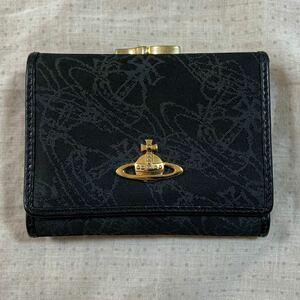 Vivienne Westwood 三つ折り・がま口財布