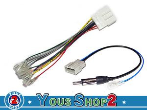 オーディオハーネス セレナ H17.5~H22.11 日産純正配線変換キット 20P/3P 接続 コネクター 社外 カーナビ