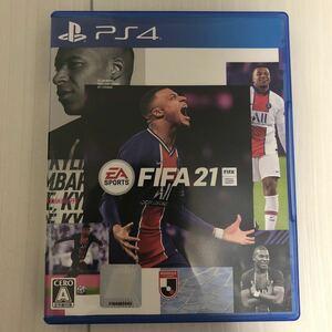 PS4 FIFA21