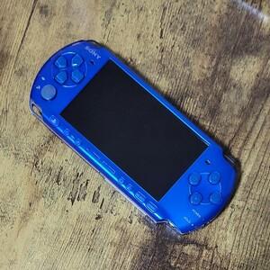 PSP本体ブルー