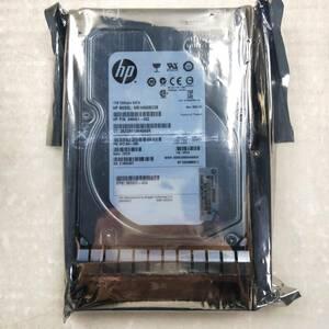 新品 HP MB1000EBZQB 3.5インチ 7.2K SATA マウンタ付き ハードディスク 1TB HDD 1台■HDD124