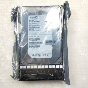 新品 Seagate ST3500630NS 3.5インチ 7.2K SATA ハードディスク マウンタ付き 500GB HDD 1台■HDD237