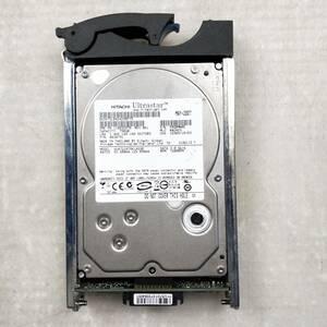 新品 HIITACHI HUA721075KLA330 3.5インチ 7.2K SATA ハードディスク マウンタ付き 750GB HDD 1台■HDD272
