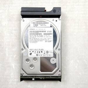 新品 HIITACHI HUA722020ALA330 3.5インチ 7.2K SATA ハードディスク マウンタ付き 2TB HDD 1台■HDD277
