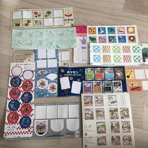 4時間限定 シール切手 ポケモンカードゲーム 額面10991 ドラえもん 日本橋 ミッフィ くまモン