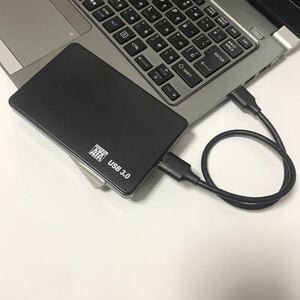 2657 USB3.0 ポータブルHDD 外付けHDD 外付けハードディスク 500GB 東芝HDD