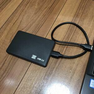 73 外付けHDD USB3.0 HDD ポータブルハードディスク 外付けハードディスク 500GB 東芝
