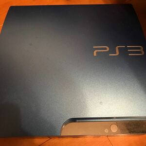PlayStation3 CECH-3000B スプラッシュ・ブルー