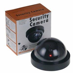 即売れ ドーム型ダミー監視カメラ 屋外セキュリティー 防犯対策 LEDセンサーライト 防犯用 リアルな外観 屋内 屋外