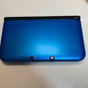 Newニンテンドー3DS LL ブルー