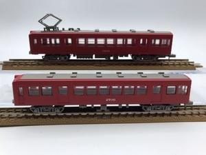 1J N_ST_AN 鉄道コレクション 鉄コレ TOMYTEC トミーテック 名古屋鉄道 3700系 2両セット 注意有 #5