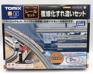 1J N_SE TOMIX トミックス 複線化すれ違いセット レールパターンD 品番91028 新品 レールセット 特別価格