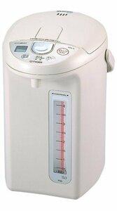 新品ホワイト タイガー マイコン電気ポット アーバンベージュ 5L PDN-A500-CUZTXA